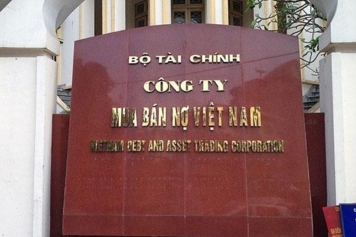 Công ty mua bán nợ tại Việt Nam