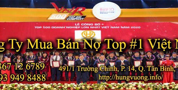 Công Ty Mua Bán Nợ Hàng Đầu #1 Việt Nam