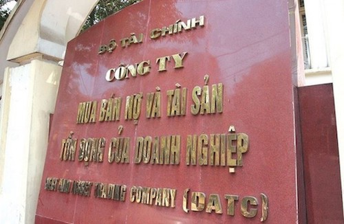 Công ty mua bán nợ Việt Nam