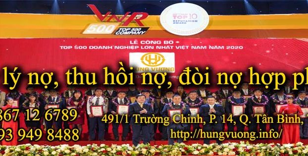 Công Ty Đòi Nợ tại Thành Phố Hồ Chí Minh