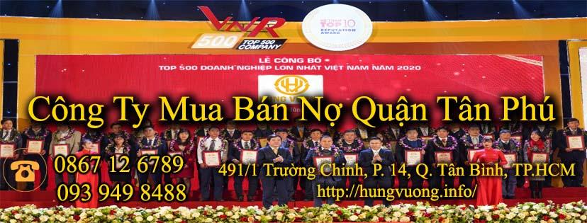 Công Ty Mua Bán Nợ Quận Tân Phú